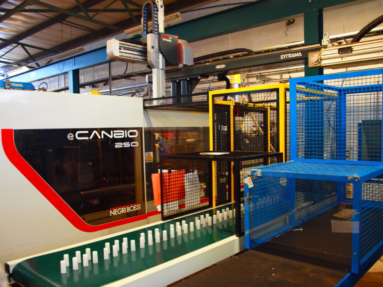 Negri Bossi CANBIO 250 Tonnes Injection Moulding Machine