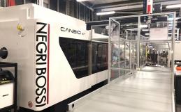 Continuous Growth and Investments – 3 Axis SYTRAMA Robot Machines